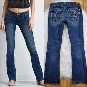 American Eagle Kick Boot Jeans sz 10